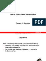 r12 e Business Tax