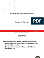 r12 e Business Tax