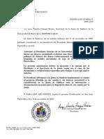 Autorización para tomar prestado $25M para cubrir insuficiencia en caja