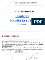 Chapitre II-Poussée Et Butée - Finale - Copie.doc(1)