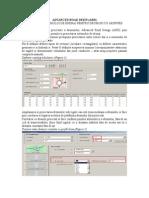 Proiectarea Unui Sistem de Drenaj Cu Ardpipes