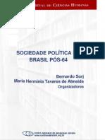 ALMEIDA SORJ Sociedade e Politica No Brasil Pos64