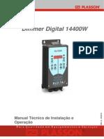 Mi0019p - Manual Instalação Dimmer Digital 14400w (Rev.0_mai.2010)
