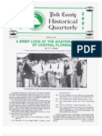 Central Florida Airports History