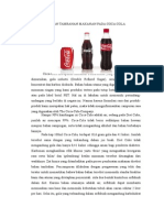 Bahan Tambahan Makanan Pada Coca Cola