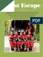 Portada Birmania