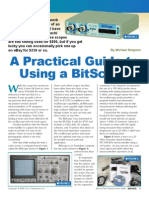 A Practical Guide to Using a Bitscope