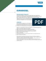Eurodiesel YPF Gas Oil Grado 3