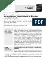 Arch Cardiol Mex 2009;79(4):263-267