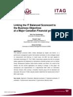 14.Balanced Scorecard Case Study