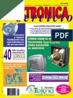 Electronica y Servicio #50