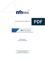 Manual Portal Contribuyente