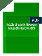 Técnicas de Contenção de Processos Erosivos Em Rios Senis