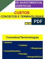 Logistica 03 - Introducao Custos Ok