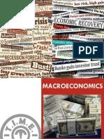 Macroeconomics - 2014