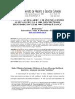 Bale en Brasil e Identidad Nacional - Daniela Reis