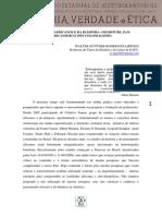 PENSADORES AFRICANOS E DA DIÁSPORA