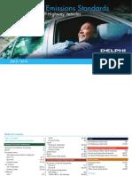 Delphi Passenger Car Light Duty Truck Emissions Brochure 2013 2014