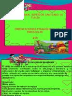 ORIENTACIONESPEDAGÓGICASMEN3
