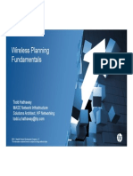 Wireless Planning Fundamentals