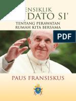 Ensiklik Laudato Si' (Edisi Bahasa Indonesia) [versi 1509]