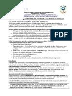Protocolo de Apeo de Arboles SFA RN