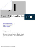 Fuel Cells Lecture doc | Electrochemistry | Battery (Electricity)
