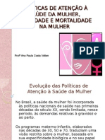 Aula - políticas de saúde, morbidade e mortalidade - 2015.ppt