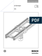 B2 2-M Conveyor Maintenance