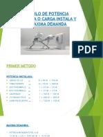 CALCULO DE POTENCIA INSTALADA.pptx