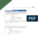 Imd3 Booths Algorithm