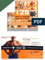 T25-Guia Nutricional Focus T25 -PORTUGUES