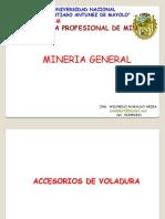 Accesorios de Voladura  para mineria