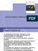 Communication Response Model- IMC