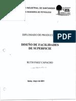 Diplomado Facilidades de Superficie.