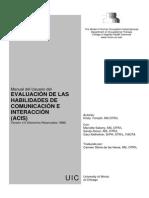 Evaluaciones MOHO en Español