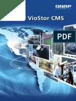 Qnap Viostor Cms1.0 Flyer(Eng) 131216