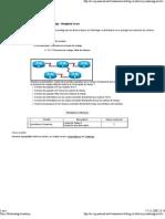 CCNA2 - Examen de Module 10