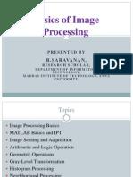 Basics of Image Processing