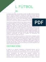 EL FÚTBOL.docx