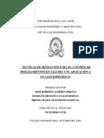Técnicas de mitigación para el control de deslizamientos en taludes y su aplicación a un caso específico.pdf