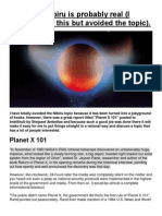 Planet X - Nibiru is probably real (I always knew this but avoided the topic).pdf