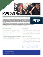 Council of Ontario Universities grad survey