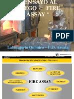 Presentacion Fire Assay