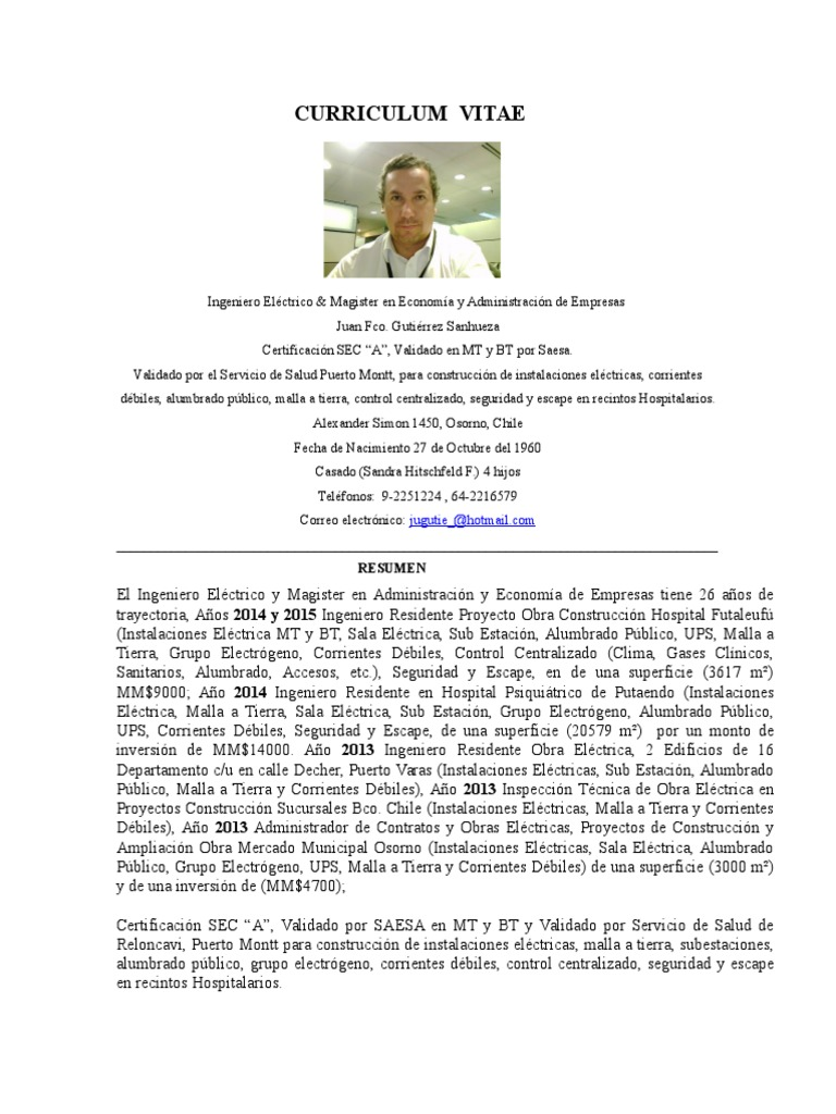 JUAN GUTIERREZ - $2.4M