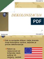 Dekolonizacija Profil