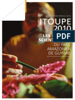 Cahier Scientifique du PAG