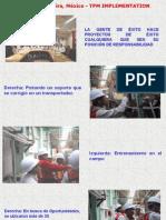Ejemplo implementación TPM