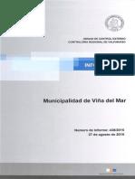 Contraloría detectó pago de exceso de horas extras en la municipalidad de Viña