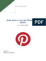 Guia Pinterest Busc